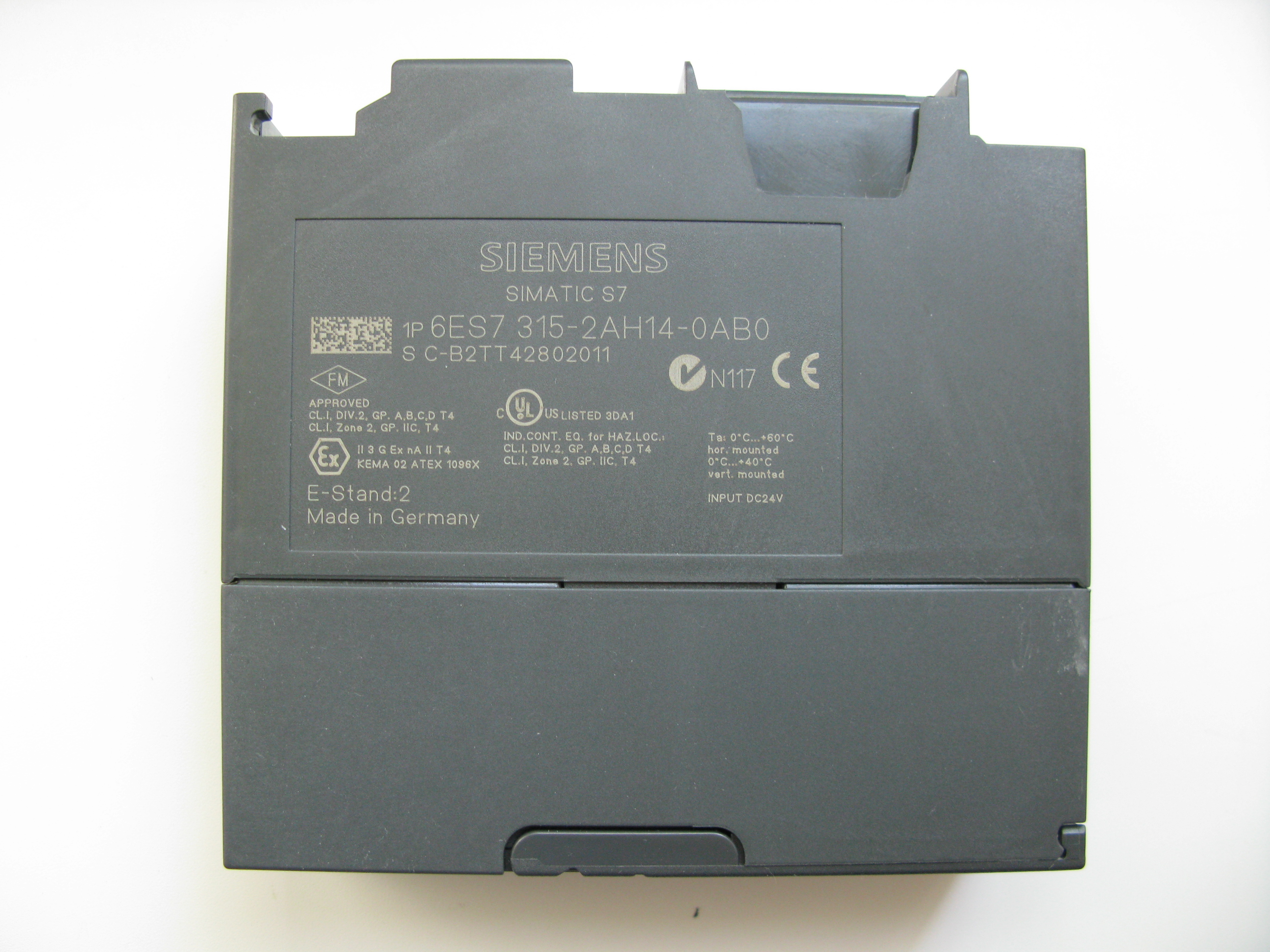 Siemens cpu 315-2dp manual